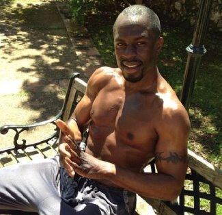 Gbenga Akinnagbe hot