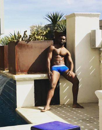 Keo Motsepe underwear from gs collection