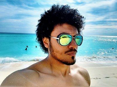 Maurho Jimenez shirtless