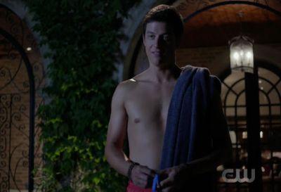 james mackay shirtless body
