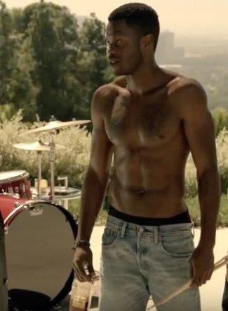 sam adegoke shirtless - dynasty