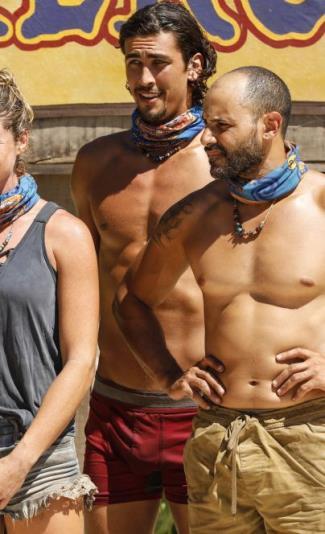 survivor players underwear - devon pinto
