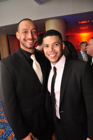 wilson cruz boyfriend glaad awards