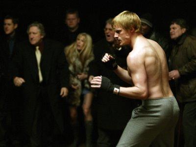 Bradley James shirtless hunk