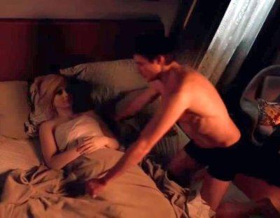 Bradley James underwear izombie