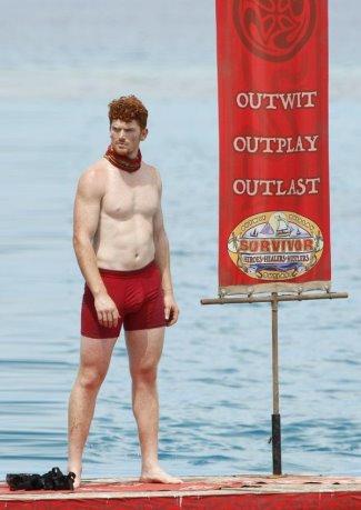 Patrick Bolton underwear survivor