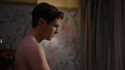 david berry hot shirtless body