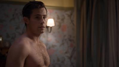 david berry hot shirtless body2