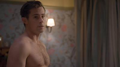 david berry hot shirtless hunk