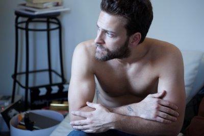Alessandro Borghi shirtless Suburra