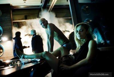 Alessandro Borghi suburra movie with Greta Scarano