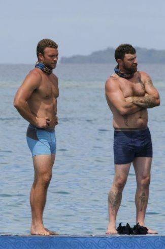 Ben Driebergen marine underwear