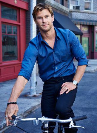 Chris Hemsworth TAG Heuer Carrera Watch