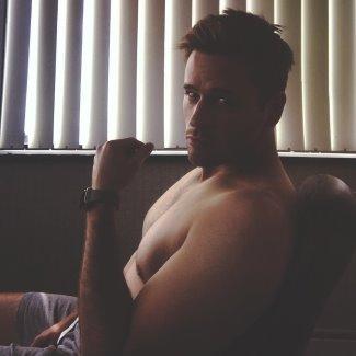 Dan Amboyer underwear boxers