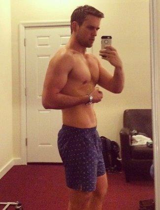 Dan Amboyer underwear