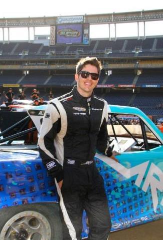 arie luyendyk jr racing suit
