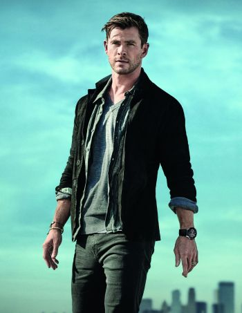 chris hemsworth tag heuer watch