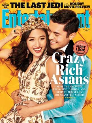 henry golding entertainment weekly cover