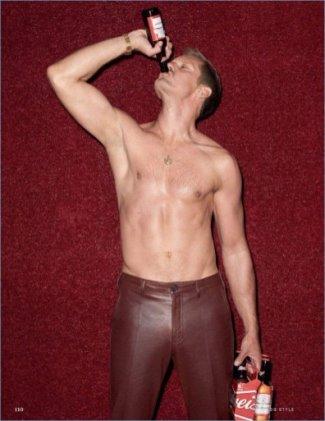 alexander skarsgard leather pants shirtless
