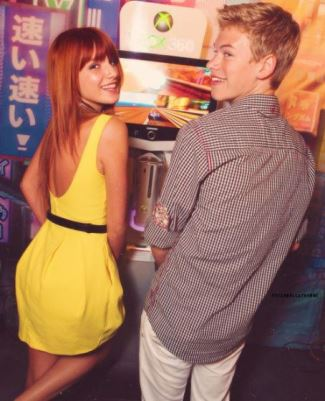 Kenton Duty Girlfriend - Bella Thorne