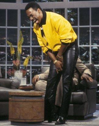 actors in leather pants - eddie murphy