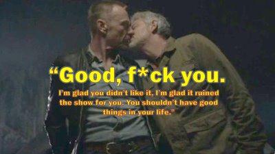 christopher cousins gay kiss ben daniels