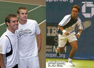 gay tennis players Brian Vahaly andy roddick