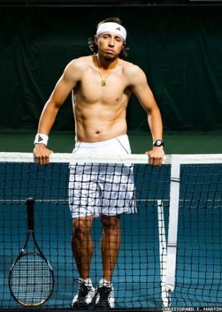 gay tennis players Francisco Rodriguez