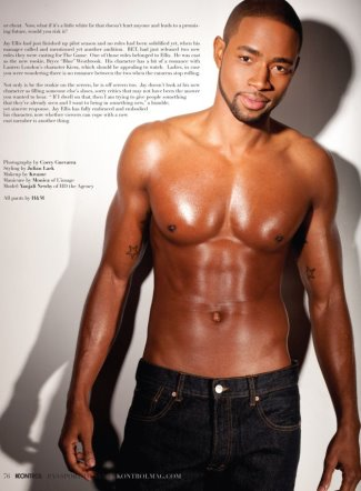 jay ellis sexy and hot body