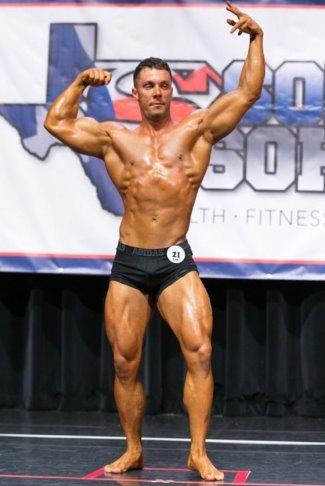 michael provost bodybuilder