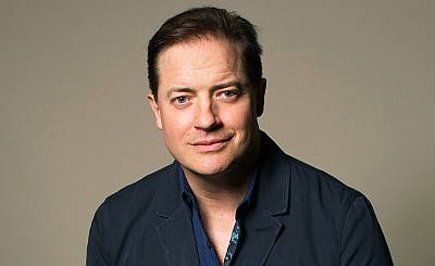 brendan fraser hair transplant now and then
