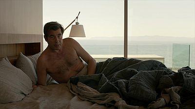 claes bang shirtless body - the affair