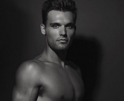 trey eason shirtless hot