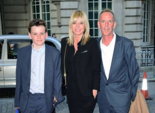 woody cook parents - zoe ball fatboy slim