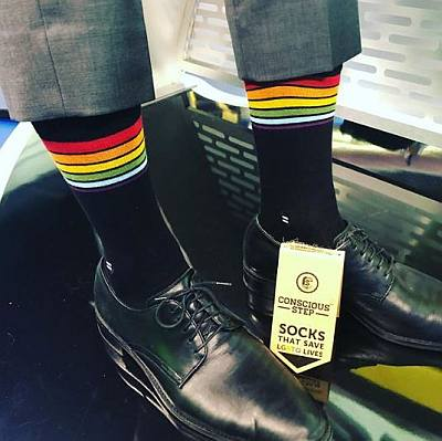 Dan Mannarino gay or straight - lgbt socks