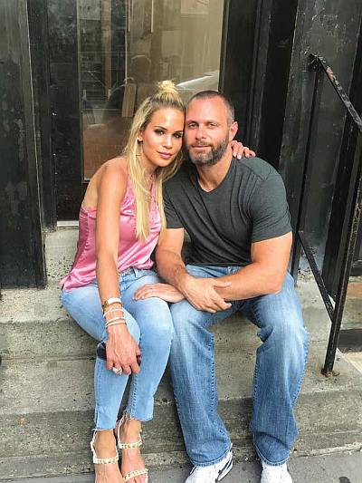 Evan Goldschneider - jackie husband rhonj3