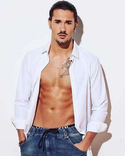 Graziano Di Prima shirtless sexy
