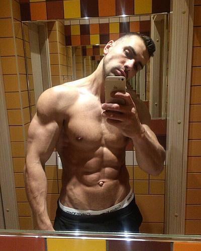 Sasha shirtless 90 day fiance - alexander larin
