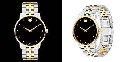 affordable movado watch museum classic - price
