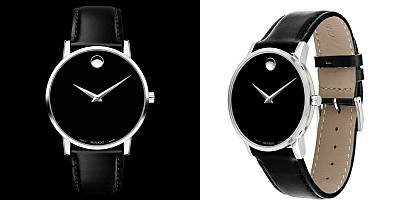 affordable movado watch - museum classic
