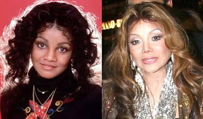 bad celebrity plastic surgery - latoya jackson