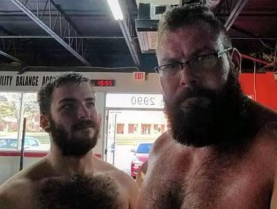 gay wrestlers list - mike parrow boyfriend morgan cole