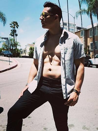 jake atlas shirtless body