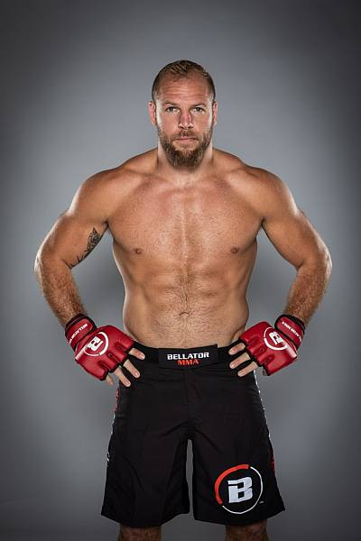 james haskell mma fighter bellator