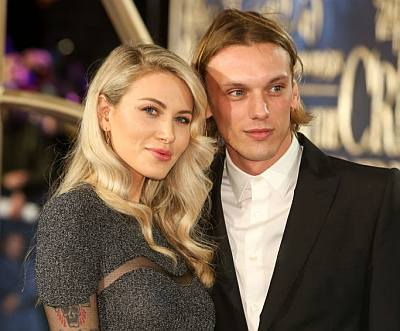 jamie campbell bower girlfriend ruby quilter