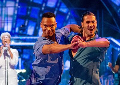 johannes radebe Graziano Di Prima same-sex dance strictly