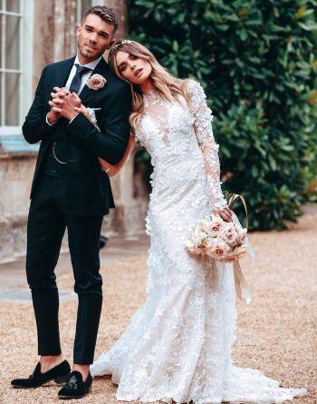 josh cushbert wedding chloe lloyd