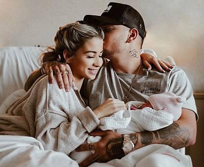 kane brown family