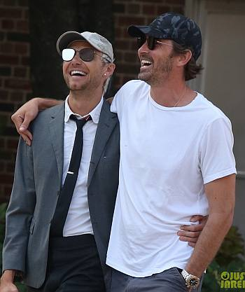 lee pace boyfriend matthew foley