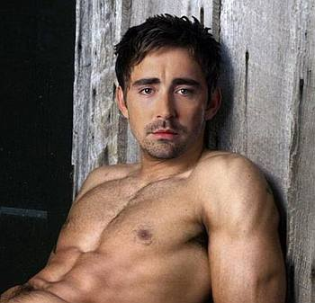 lee pace shirtless hunk